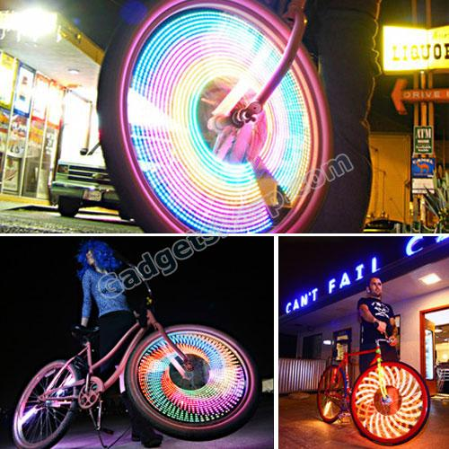 Monkey Light Bike Wheel Light