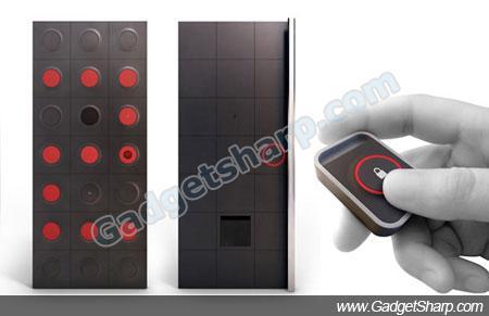 Futuristic Door 1