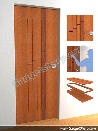melody door