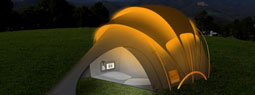 Six Creative and Very Unique Tents