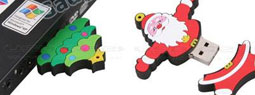 7 Christmas themed USB Gadgets