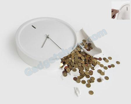 Save Money Clock