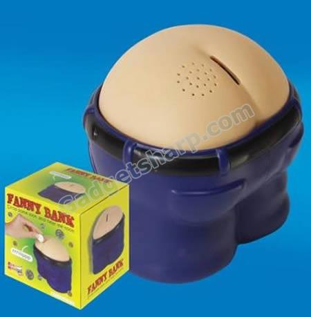 Fanny Fart Bank