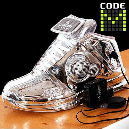 Code M Shoes from Dada