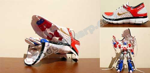 Nike Transformers Running Shoes