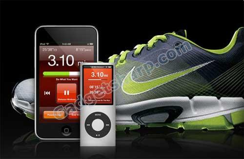 Nike iPod Shoes