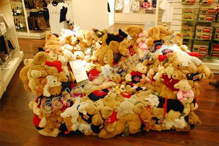Stuffed Animals Sofa