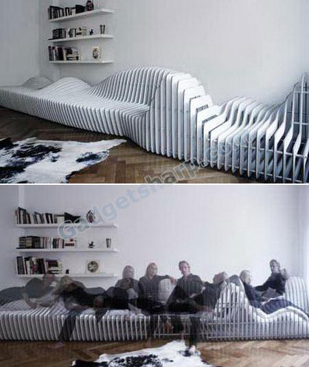Sitscape sofa