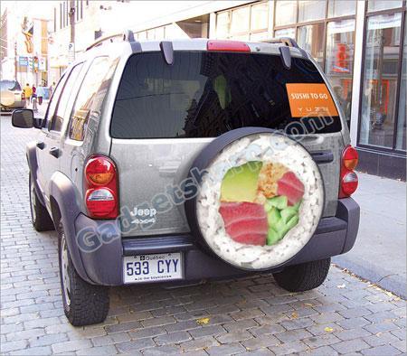 Sushi Spare Wheel