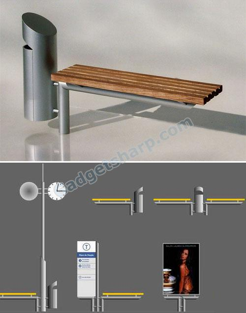 URBAN FURNITURE SYSTEM