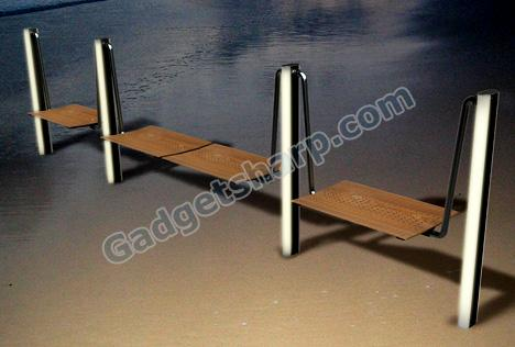 Sang-Hoon Lee?s Swing Bench