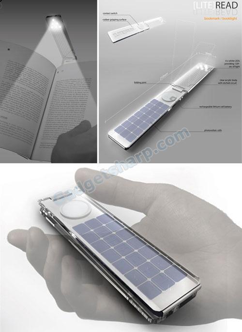 LED Bookmark Booklight