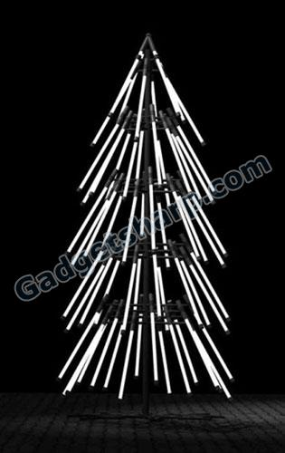 Gareth Pugh Christmas Tree For Topshop