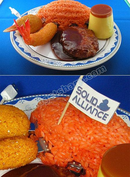 Food USB from SolidAlliance