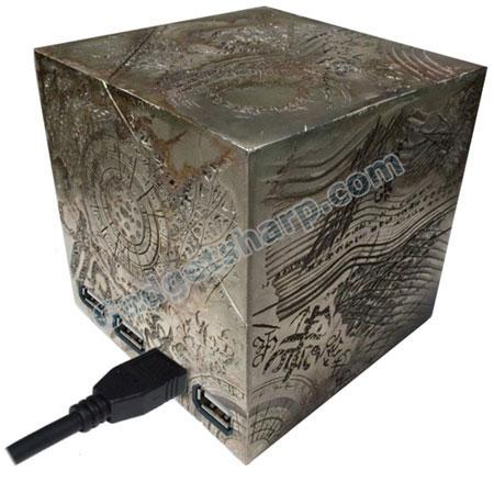 All Spark USB Cube