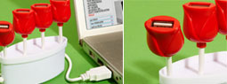 13 Creative and Unusual USB Hubs