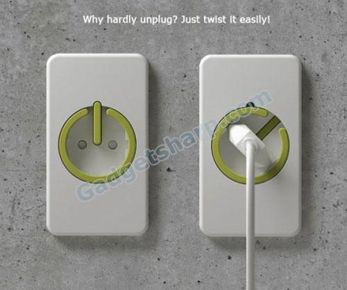 Switch Power Socket