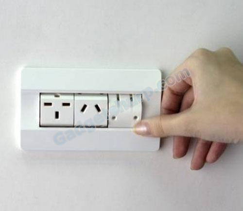 Spinning Power Outlet