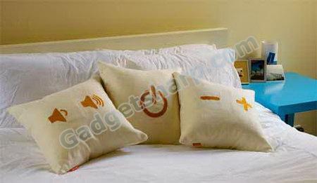 Cushion Control pillows