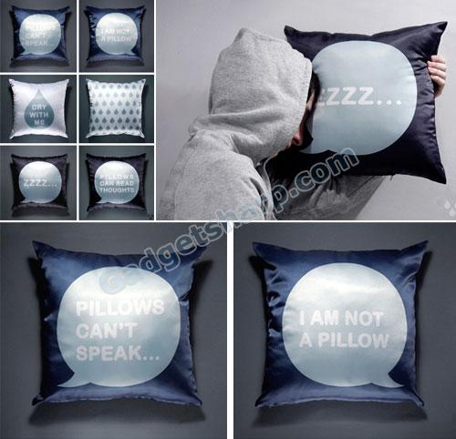 Talking Pillows series