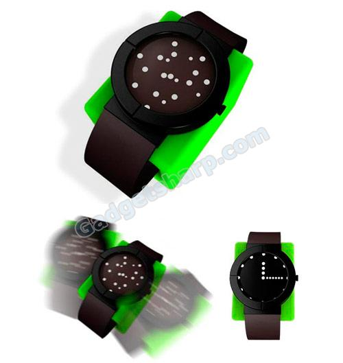 Tiwe OLED Wrist Watch Concept