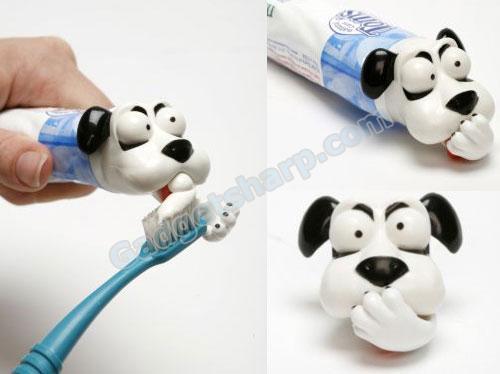 Animal Toothpaste Caps