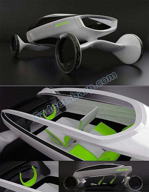 Audi cell car