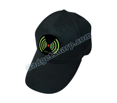 Wifi Detecting Baseball Cap