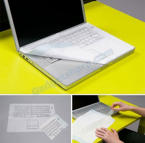 Keyboard-Napkin