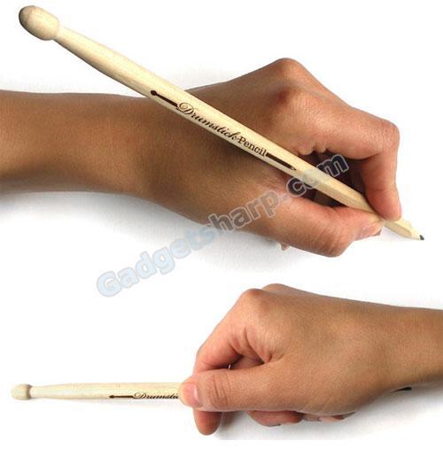 Drumstick pencil designed by moko sellars