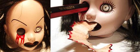 Living Dead Dolls Sadie Pencil Sharpener