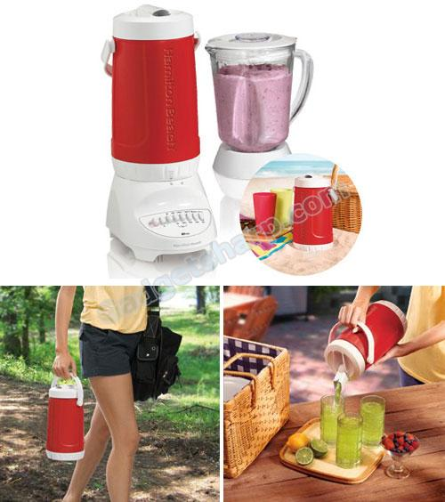 Hamilton Beach Thermal Cooler Blenders