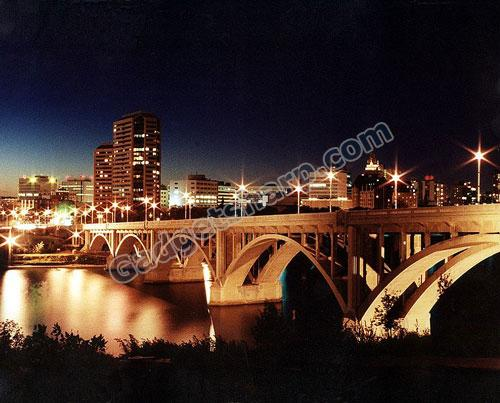 Broadway Bridge (Saskatoon, Canada)