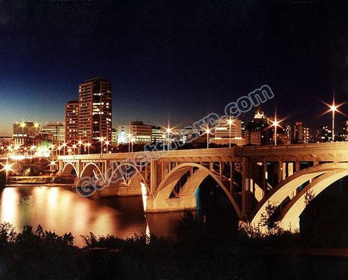 Broadway Bridge (Saskatoon, Canada)