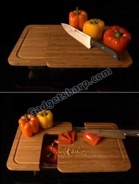 Bamboo Appetito Cutting Board