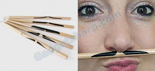 Pencil Thin Mustache