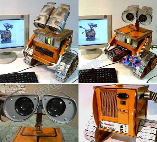 Russian Wall-E Case Mod