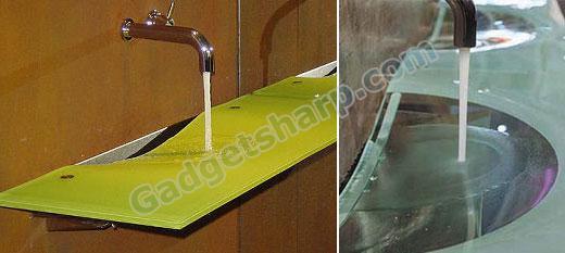 Omvivo Contemporary Sinks