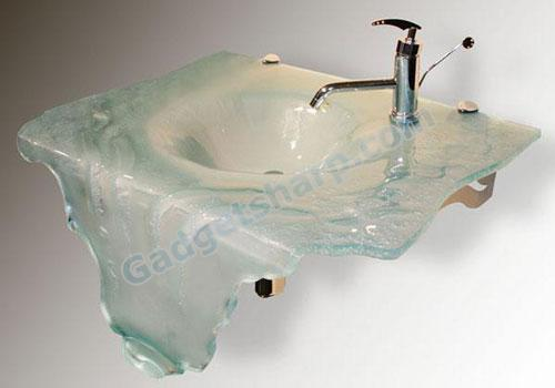 Waterfall Sink by Contemporary Bath Design, L.P.