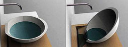 14 Modern and Creative Sink/Wash Basin Designs