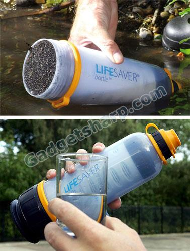 LifeSaver Bottle