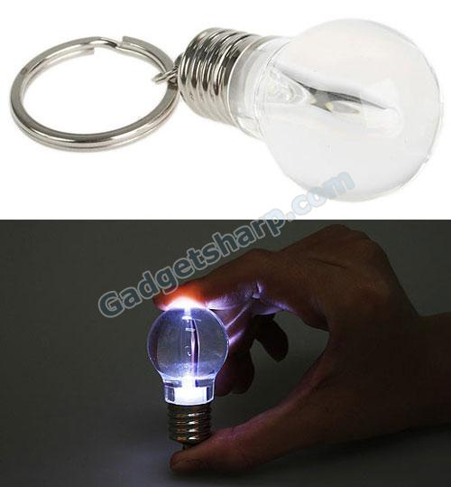 Light Bulb LED Flashlight