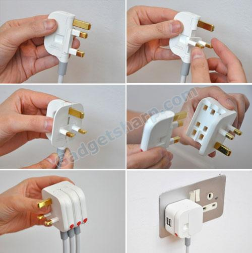 Folding Plug System