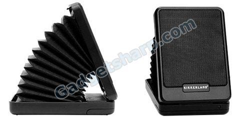 Folding Speaker