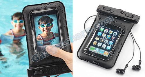 Sanwa's iPhone Waterproof Case