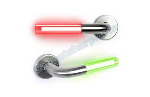 The Illuminating Door Handle