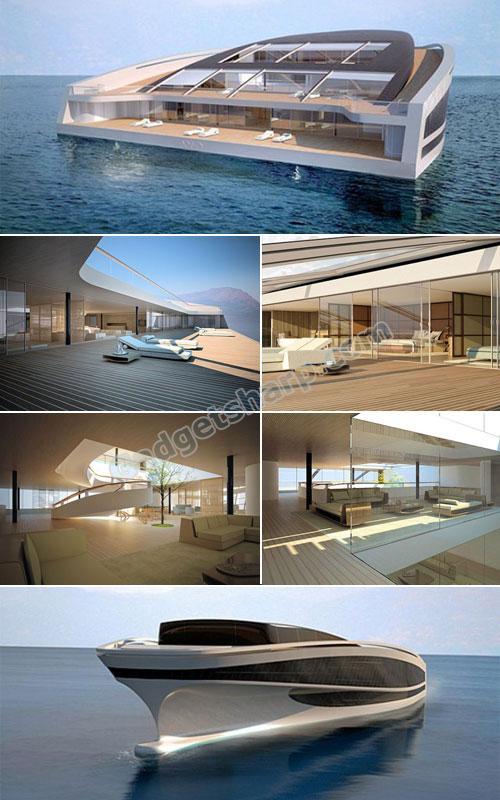 Yacht-Villa