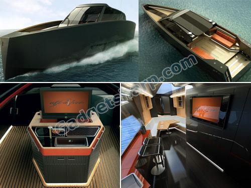 Alfra Vico Luxury Motor Yacht Marino 52