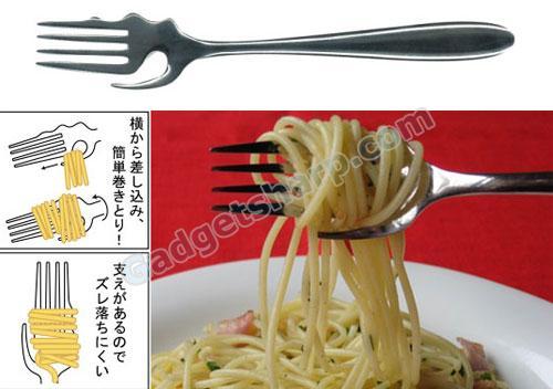 Pasta fork set