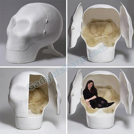 The Sensory Deprivation Skull